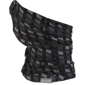 Regatta Printed Multitube, black/grey
